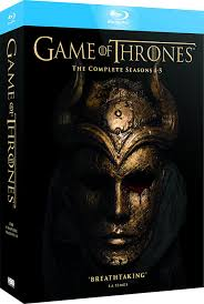 amazon com game of thrones season 1 5 blu ray region free
