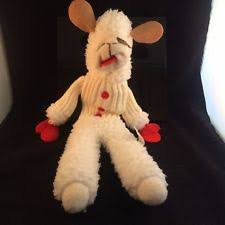 Lamb Chop Halloween Costumes Unbranded Lamb Chop U0026 Shari Lewis Toys Ebay