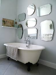 industrial bathroom mirrortrendy and chic industrial bathroom
