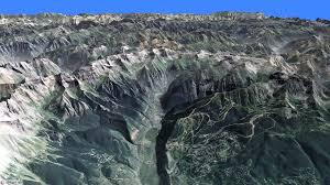 Telluride Colorado Map by Ctm Image Gallery