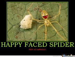 Cute Spider Meme - happy spider by cebion meme center