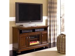 Computer Desk Tv Stand by Millennium Porter Transitional Cherry 50