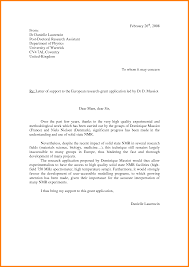 Cover Letter For Scholarship Sample Grant Cover Letter Template Images Cover Letter Ideas