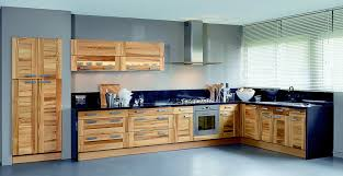 cuisine en bois design cuisine moderne en bois rutistica home solutions