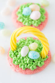 cookie baskets easter egg cookie baskets pretty providence