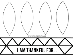 thanksgiving hat template u2013 festival collections