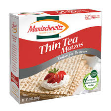 matzos for passover passover thin tea matzo