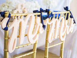 and groom chair covers 10 adorable wedding chair signs chair covers
