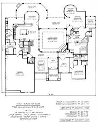 1 5 car garage plans best 25 5 bedroom house plans ideas on pinterest 4 with wrap