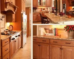 maple kitchen cabinets with granite countertops maple kitchen
