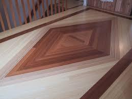 Pics Of Bamboo Flooring Custom Wood Border Hardwood Flooring Anderson Floor Company