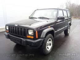 turbo jeep cherokee jeep cherokee turbo 2 5 85kw auto24 ee