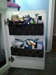 Under Bathroom Sink Storage Ideas by 1011 Best Bathroom Under Sink Storage Ideas Images On Pinterest