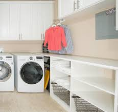 Laundry Room Hamper Cabinet by Laundry Rooms Closet Solutions Florida