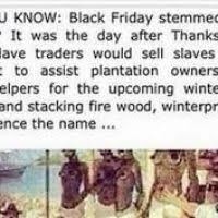 history of black friday slavery thanksgiving black history divascuisine com