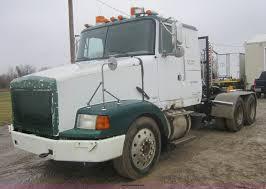 volvo white truck 1995 volvo white gmc wia semi truck item 3698 sold thur