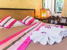 chambre d hote thailande chambre garden dans une maison d hôtes traditionnelle thaïlandaise