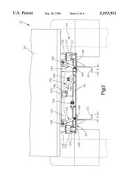 volvo gm heavy truck corporation patent us5553911 heavy duty motor vehicle cab suspension