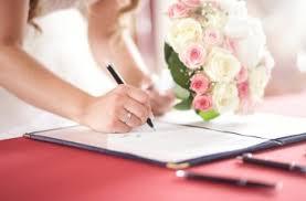 dã marches administratives aprã s mariage comment obtenir une dérogation de mariage