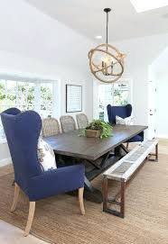 Dining Room End Chairs Mismatched Chairs That Will Add A Unique Touch To Your Dining Room