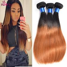 ombre weave hot sale grade 7a unprocessed malaysian hair ombre