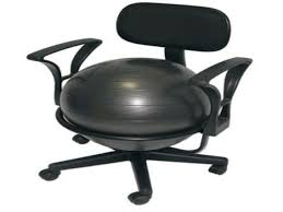 Bounce Ball Chair Fitness Ball Chair For Office Home Chair Decoration