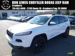 white and teal jeep 2016 bright white jeep cherokee latitude 4x4 108728508 gtcarlot