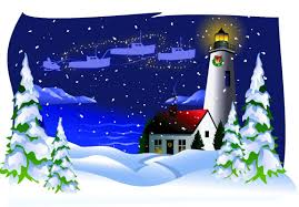 twas the night before christmas in maine mount desert islander