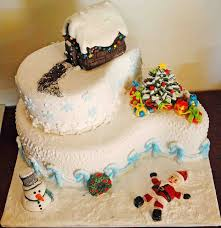118 best christmas cake images on pinterest christmas cakes