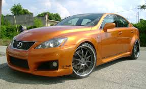 lexus sema 2016 2009 lexus is f for sema car news news car and driver