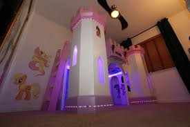 Princes Bed Building A Pretty Princess Castle Bed Your Child Will Love 9