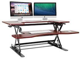 Fitbit Standing Desk Halter Ed 258 Height Adjustable Sit Stand Desk A Healthier