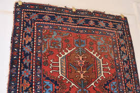 kirby 2 11 x 4 10 vintage persian rug u2014 the loom house