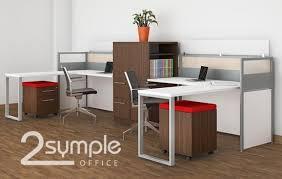 Easy To Assemble Desk James Edward Furniture