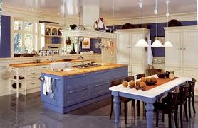 extractor hood mounted ceiling light wood floor mediterranean