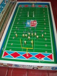electronic table football game phil simms electric football electronic football pinterest