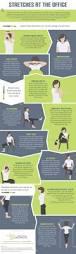 Desk Exercises At Work Behance