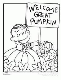 activities u0027s pumpkin charlie brown