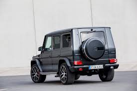 mercedes g class blacked out mercedes benz releases specs for the facelifted 2016 g class 69 pics