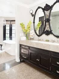 Best Vanities Images On Pinterest Room Bathroom Ideas And Home - Bathroom mirrors for double vanity