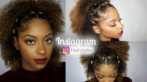 how to instagram hairstyle youtube