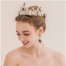 hair accessories nz the european s pearl ornament the wedding luxurious