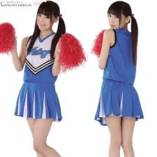 Girls Cheerleader Halloween Costume Cosmarche Rakuten Global Market Cosplay Cheerleader Cheerleader