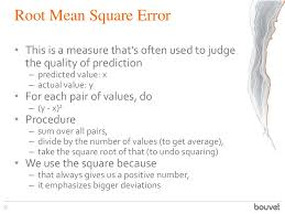 What Is The Square Root Of 1000 Root Mean Square Error U2022 This