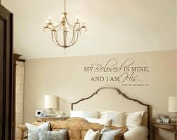 Wall Decal Quotes For Bedroom by Vinyl Wall Decals Kids Religious Vinly Wall Decals Design God And