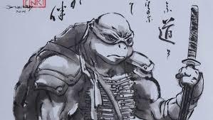 so i guess the ninja turtles are japanese kappa now