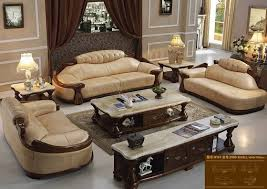 Leather Sofas Sets Luxury Leather Furniture Sofa Set H161 Id 8335869 Product Details
