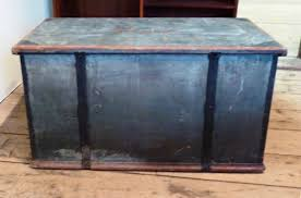 98760 antique swedish hope chest in original paint anno 1837 sold