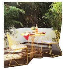 West Elm Patio Furniture by Transforming The Outdoors U2013 Haven By Design