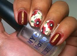 nails by celine june 2013